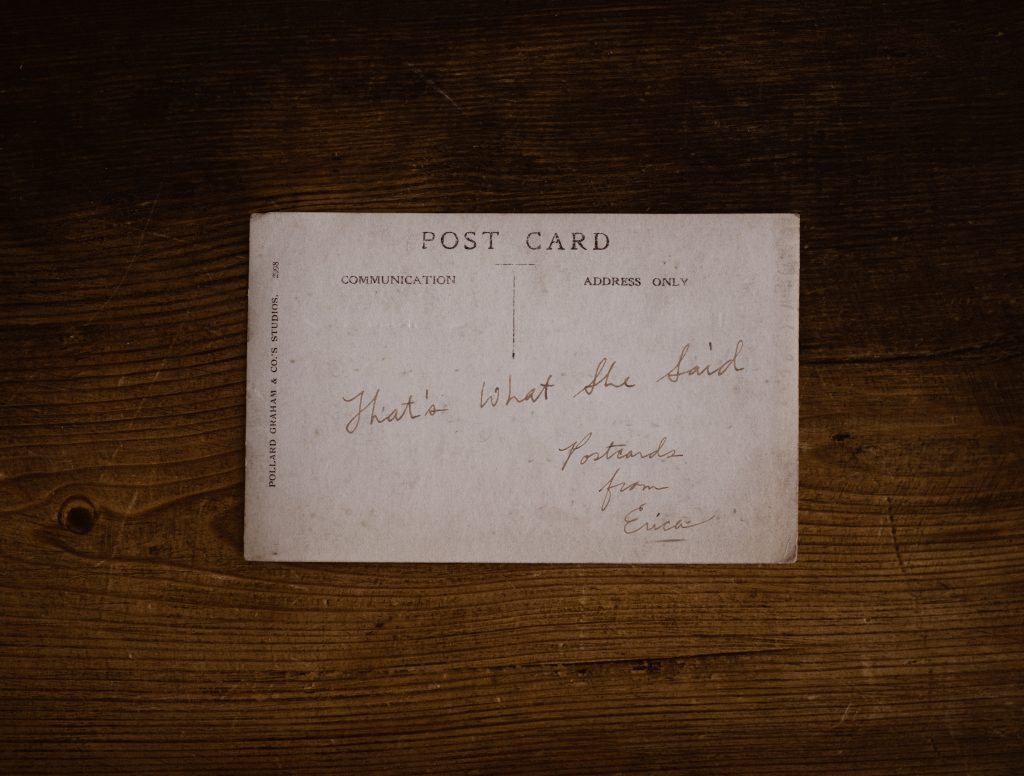 Vintage Postcard - Photo by Annie Spratt on Unsplash