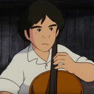 Still of Gauche from Cello Hiki No Gauche.