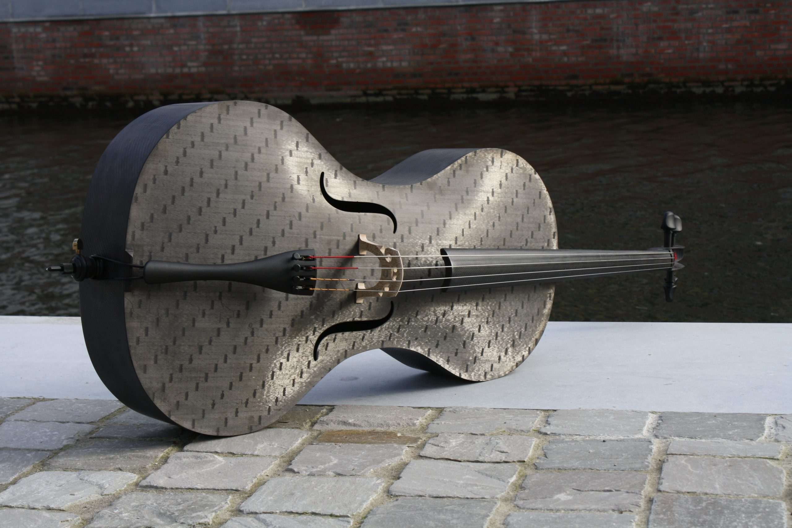 Tim Duerinck Carbon Fiber Cello