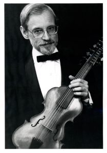Laurence Libin. Photo by Eileen Travell