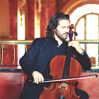 Virtual Event of Note: Cellist Zuill Bailey