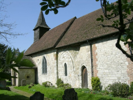 St Lawrence, Caterham. Photo: Church Website