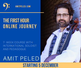 Amit Peled - The First Hour Online Journey - Starting 5 December