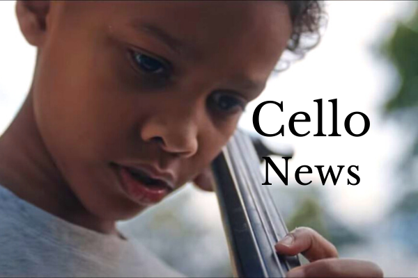 Young Cellist in Biden's America the Beautiful Video