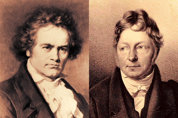 Beethoven and Romberg