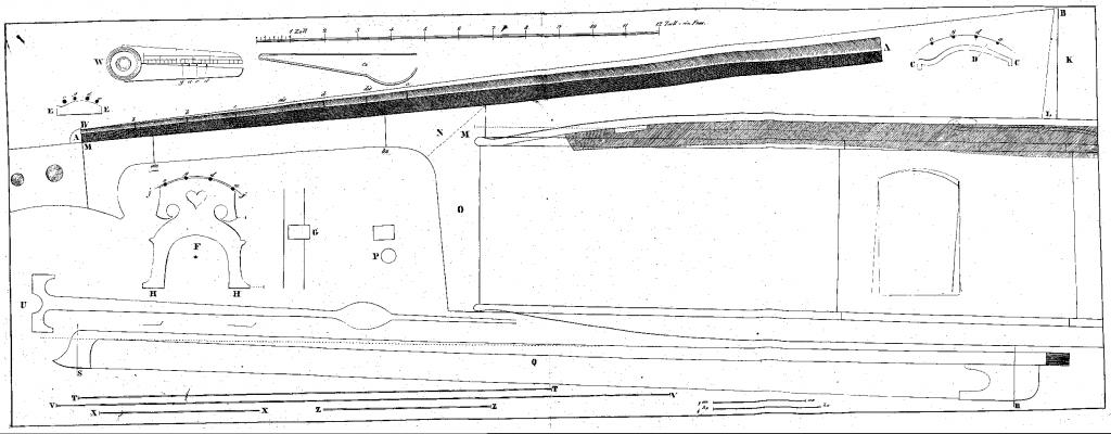 Romberg Cello Specifications