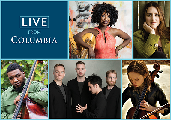 Online Concert and Event Listings of the Week - 7 November